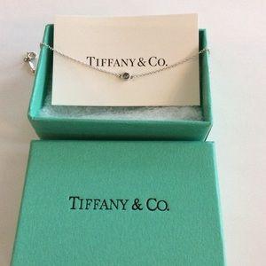 Tiffany & Co. Aquamarine Bracelet